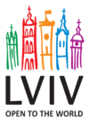 Official logo of Lviv