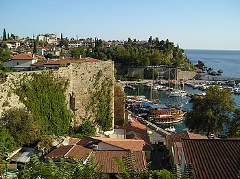 Antalya Travel Guide At Wikivoyage