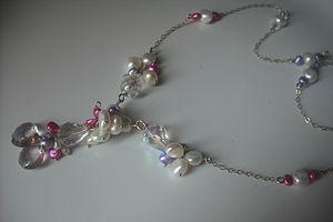 English: handmade beaded necklace http://www.e...