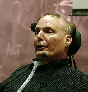 Christopher Reeve looked forward to Stem Cell break thru