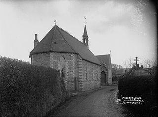 Congregational chapel Leintwardine