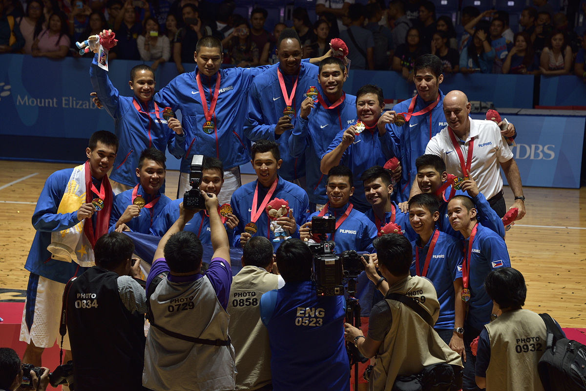 2015 Philippines Mens National Basketball Team Results