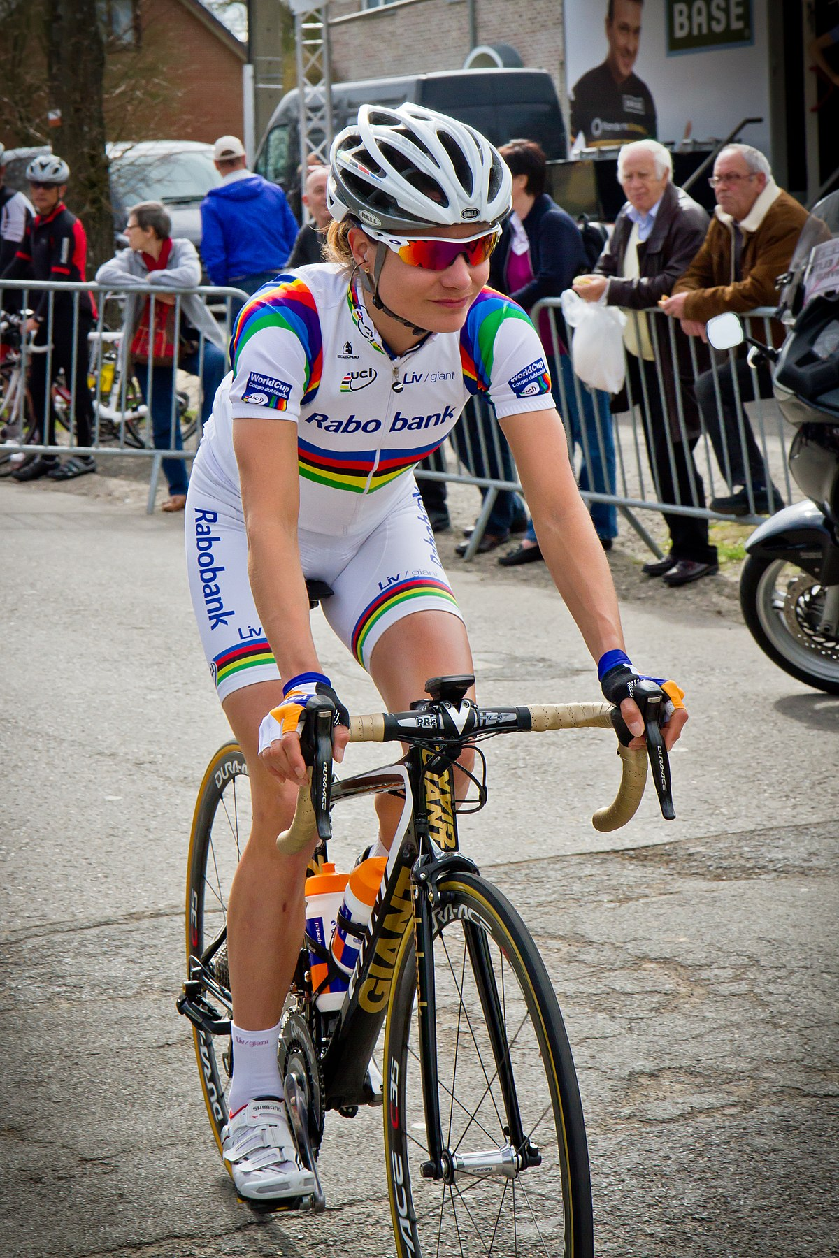 List Of Career Achievements By Marianne Vos Wikipedia