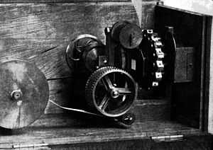 The Jenkins film camera