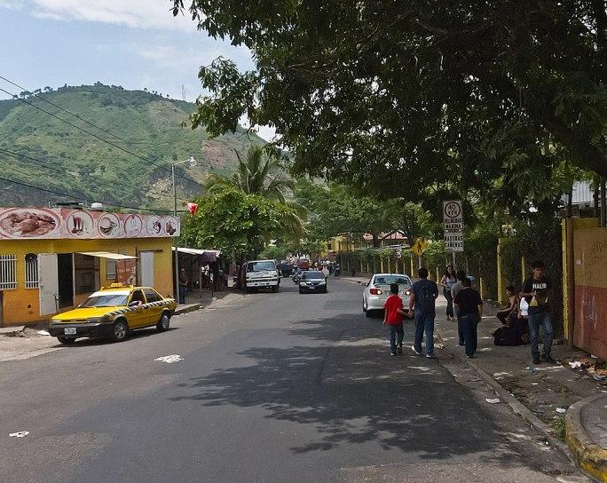 San Marcos El Salvador 2011