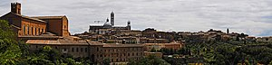 Siena, Toscana, Italia