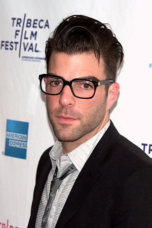 Zachary Quinto at the 2009 Tribeca Film Festiv...