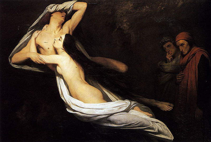 File:1835 Ary Scheffer - The Ghosts of Paolo and Francesca Appear to Dante and Virgil.jpg