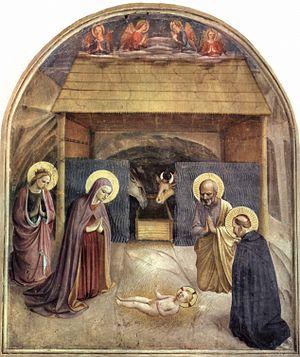 Adorazione del Bambino (Adoration of the Child...