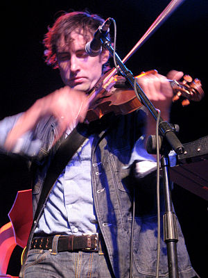 English: Andrew Bird