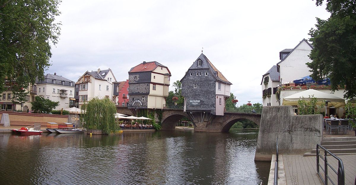 Bad Kreuznach Travel Guide At Wikivoyage