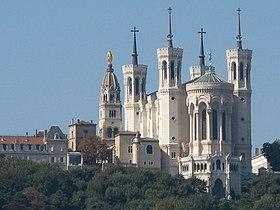 Image illustrative de l'article Basilique Notre-Dame de Fourvière