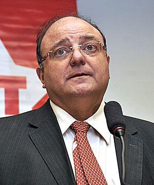 Português: Deputado Federal do Brasil Cândido ...