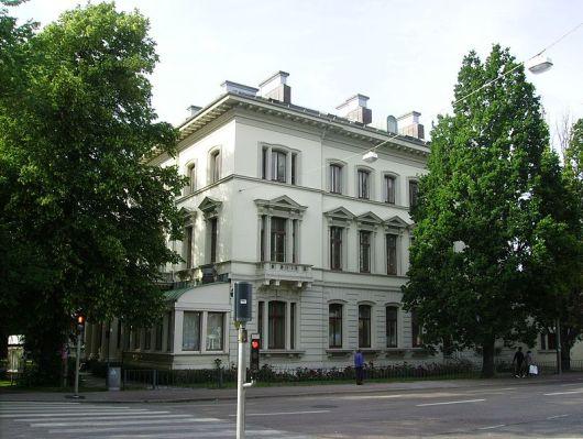 Dicksonska palatset 2011