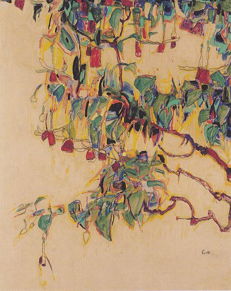 File:Egon Schiele - Sonnenbaum - 1910.jpeg
