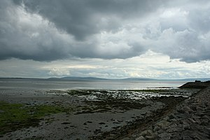 A view of Galway Bay from Salthill Credit: A P...