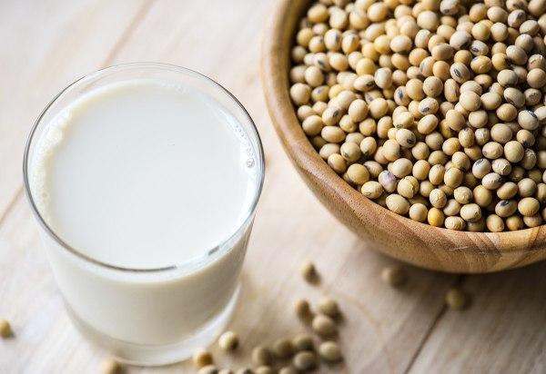 Lait de soja — Wikipédia