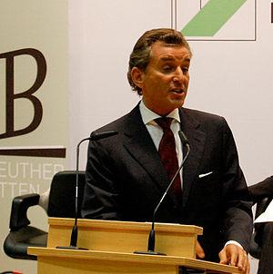 Michel Friedman,, German lawyer, former CDU po...