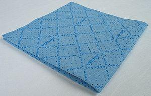 English: Microfiber householdcloth