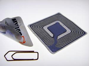 RFID Chip 007