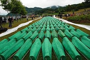 Srebrenica-Potočari 11, July 2007