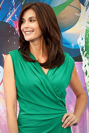 English: Teri Hatcher at the World of Color Pr...