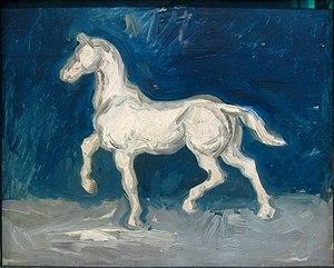 Nederlands: Painting, Oil on Cardboard on Mult...