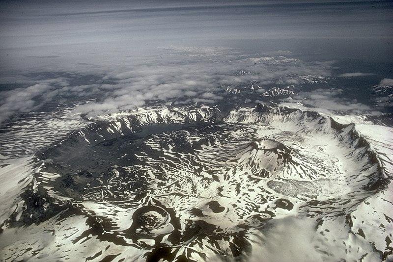 Aniakchak Caldera - Alaska