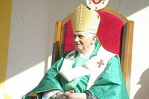 Benedetto XVI in visita pastorale a Velletri (...