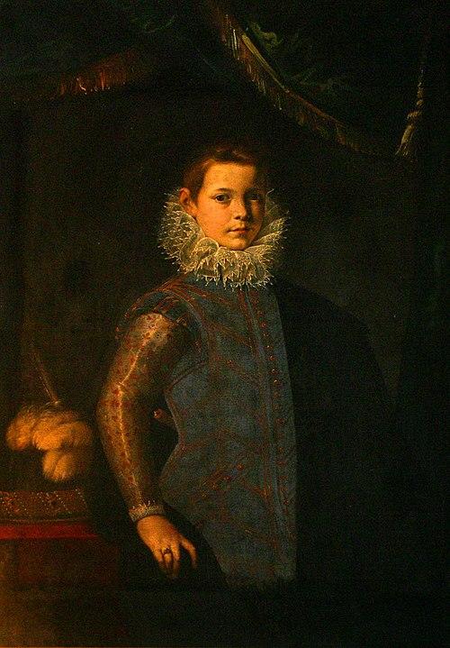 Cosme de Medicis (Titien)