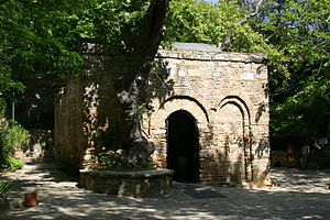 House of the Virgin Mary now a chapel in Ephes...