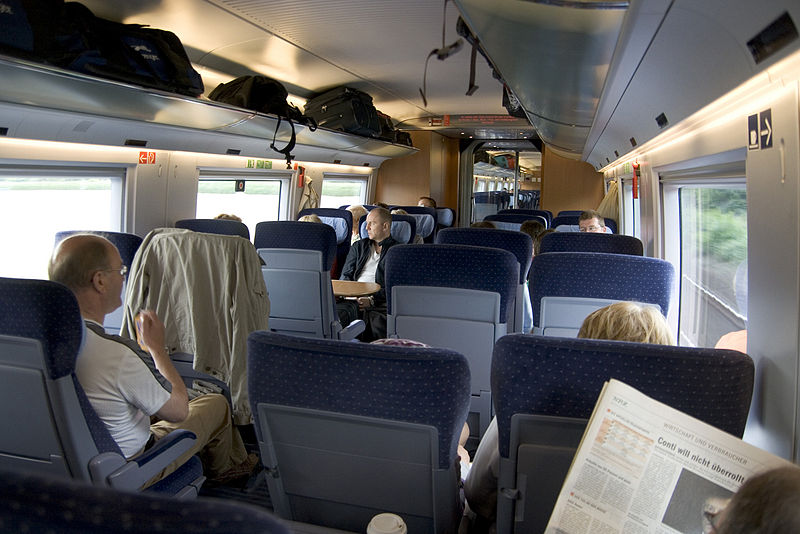 10 Reasons To Love Train Travel Speaking Denglish