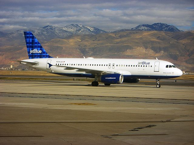 News of what JetBlue did traveled through Twitter and all over social media.