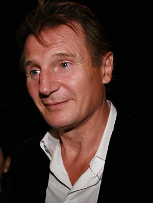 Liam Neeson at the TIFF premiere of The Other ...