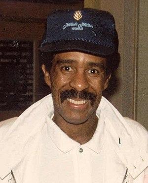 Photo of Richard Pryor.