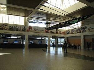 Seattle Tacoma (SeaTac) International Airport,...