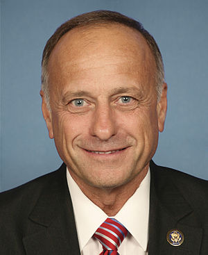 English: US Rep. Steve King