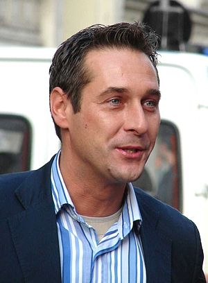 HC Strache - election campaign of FPÖ cut vers...