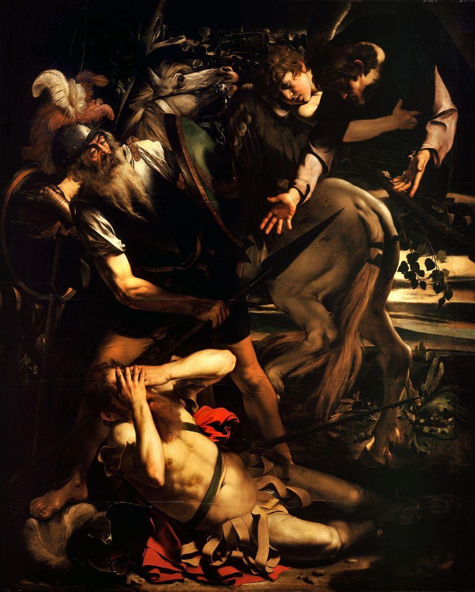 O cristianismo no Império Romano: Conversão de São Paulo