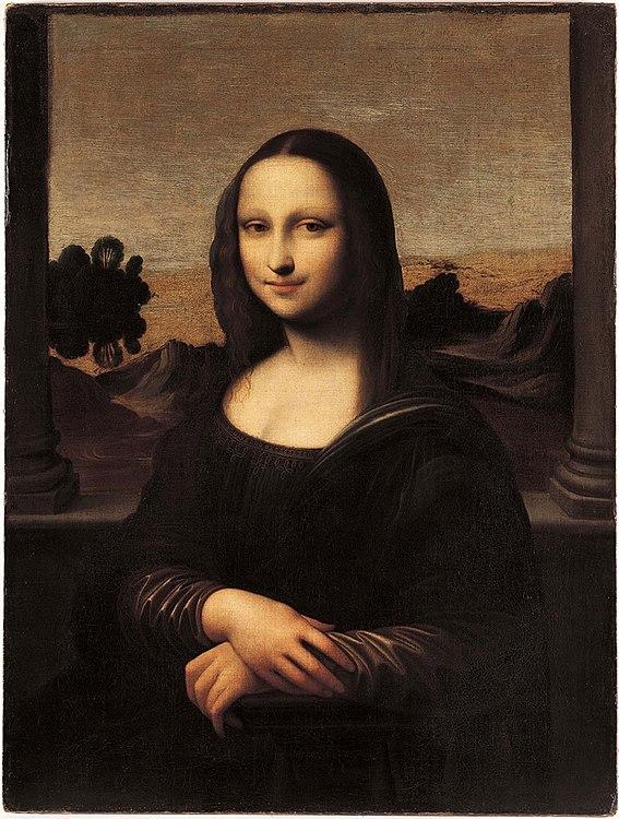 La llamada Mona Lisa de Isleworth.