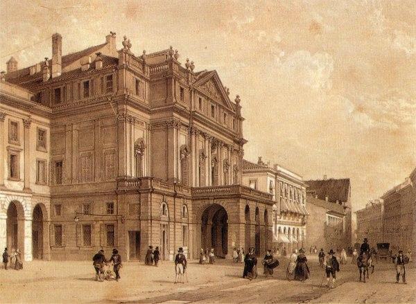 Museo Teatrale alla Scala - Wikipedia