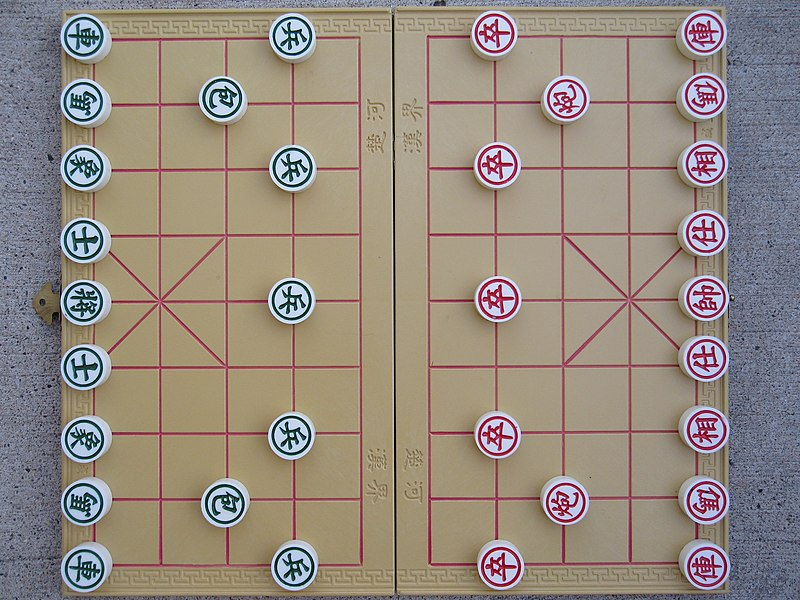 Xiangqi Wikipedia Photo