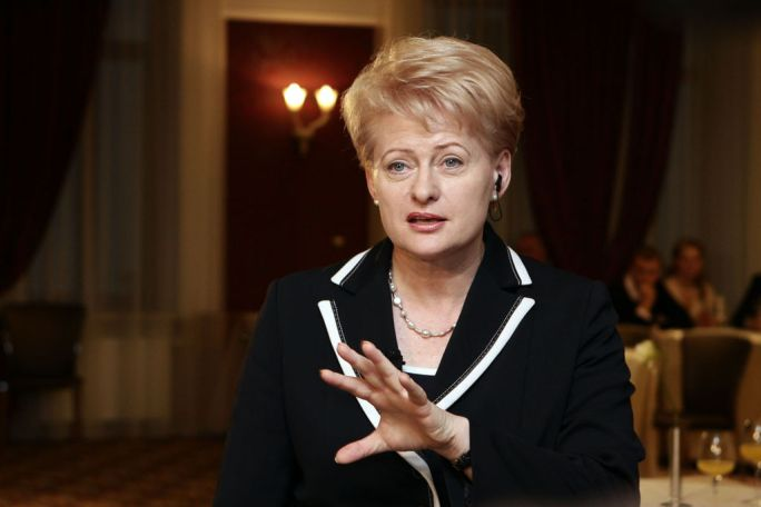 2009 m. Respublikos Prezidento rinkimai Dalia grybauskaitė 20