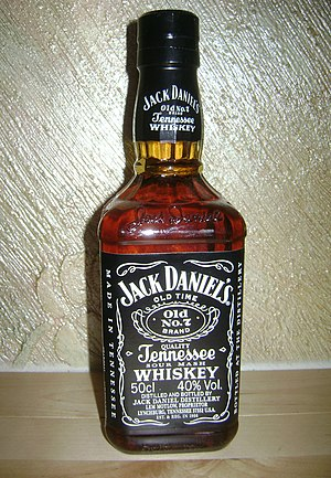 English: Jack Daniels whiskey