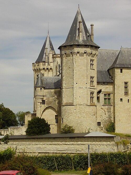 Château de Saumur 2008 PD 06