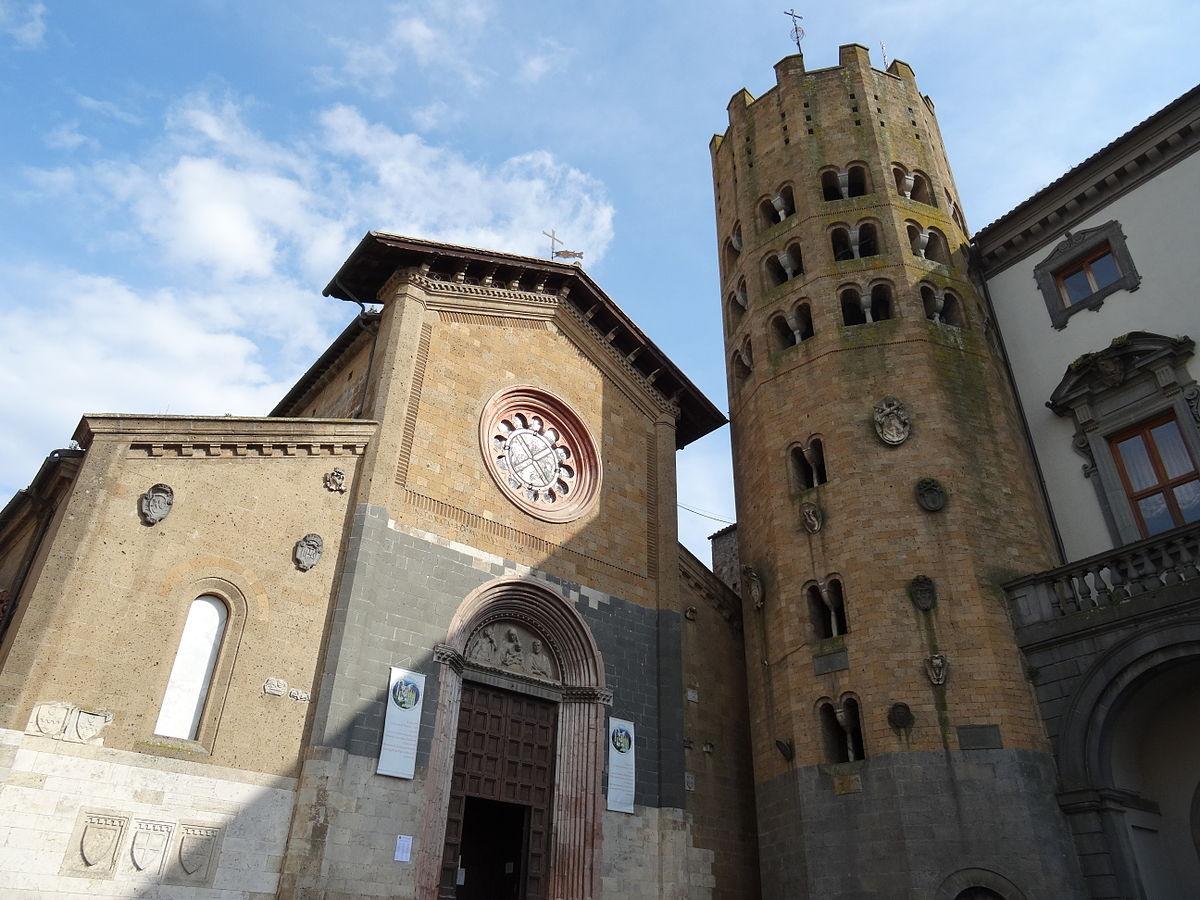 Chiesa Di Sant Andrea Orvieto Wikipedia