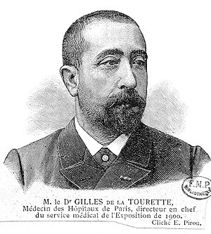 English: Portrait of Georges Gilles de la Tour...