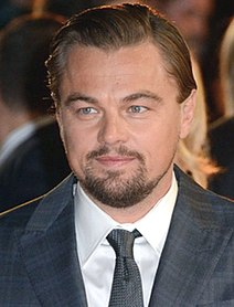Leonardo Dicaprio Smiling At The Camera