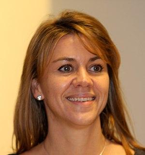 Euskara: 2008ko azaroaren 19an Maria Dolores d...