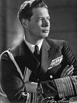Image of king Michael I of Romania (*1921)